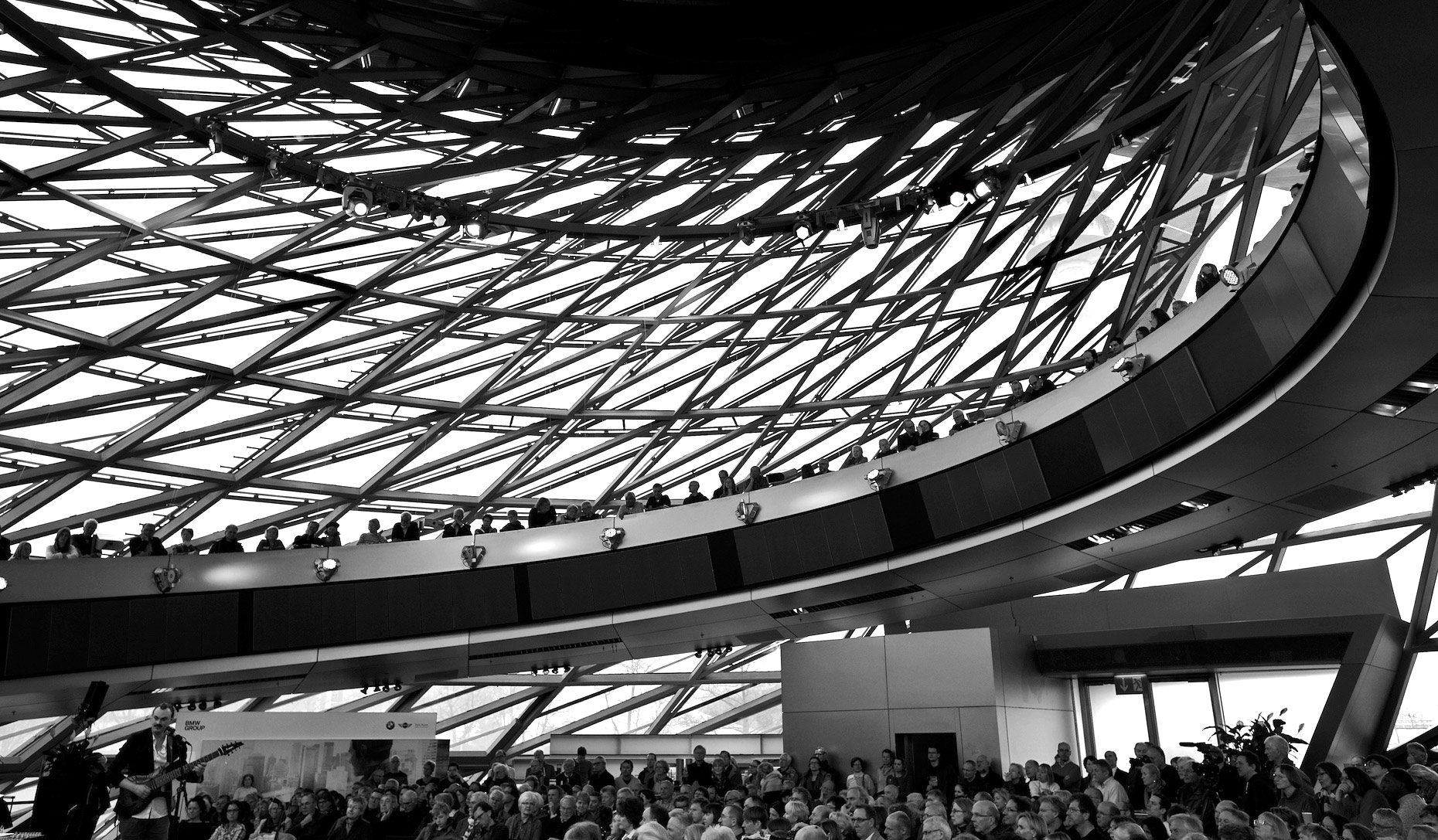 Concert Hall, BMW Welt, Munich