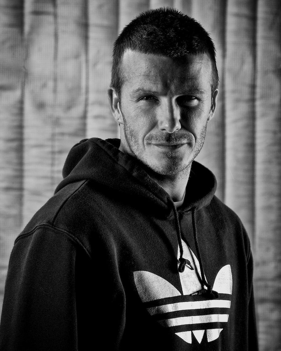 David Beckham for adidas, Los Angeles