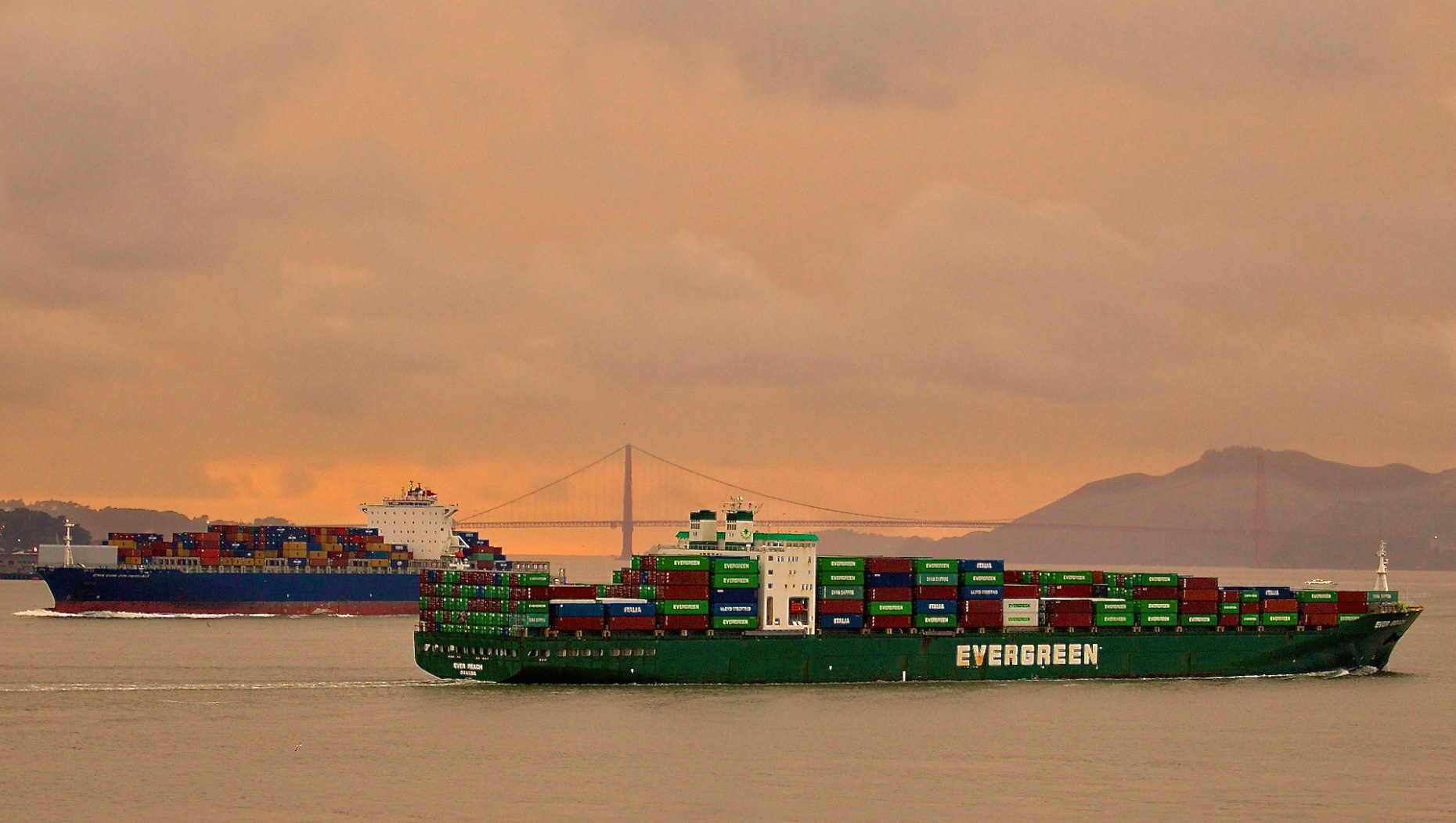 Port of Oakland, San Francisco Bay