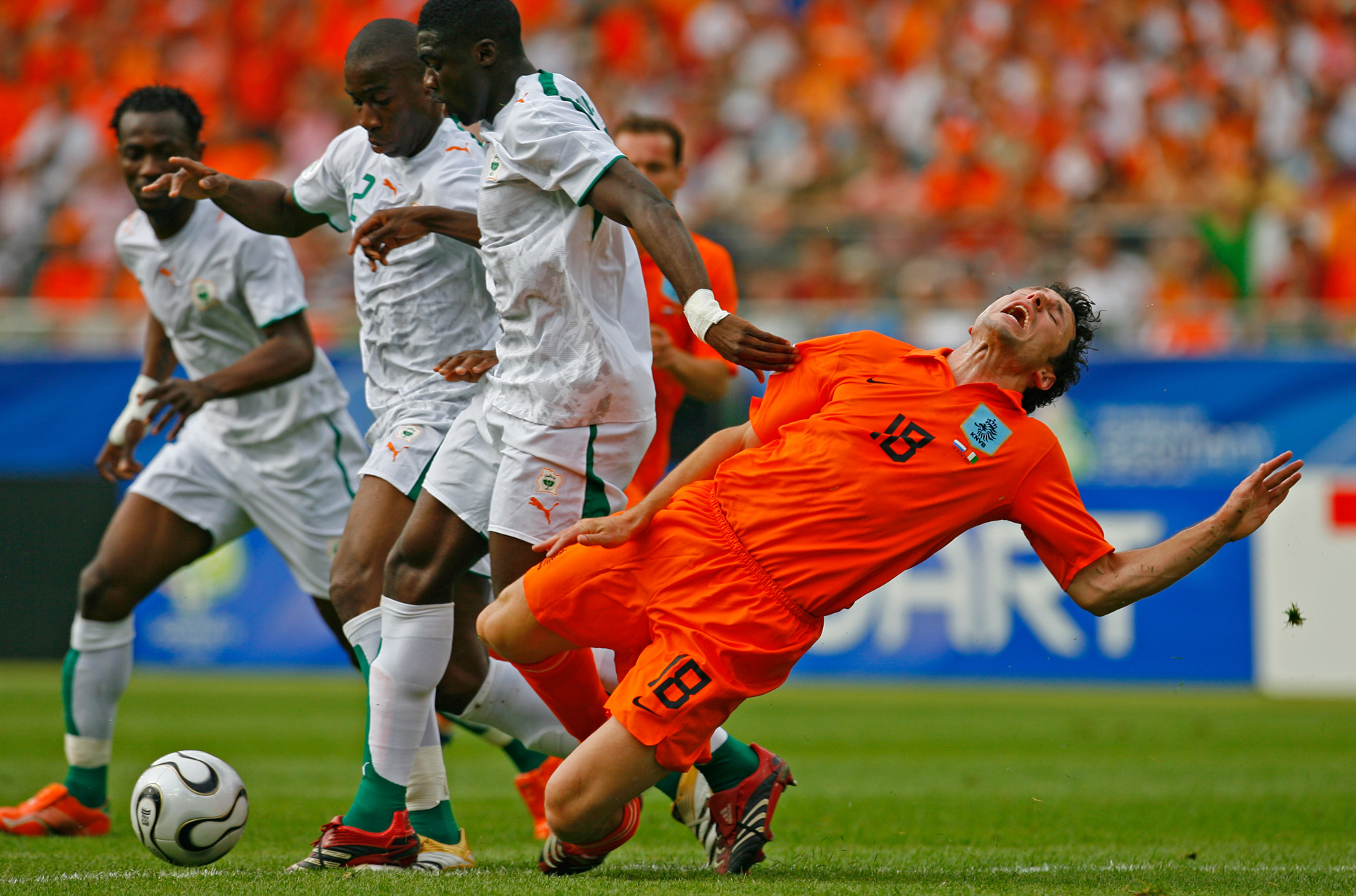 Ivory Coast v. Holland
