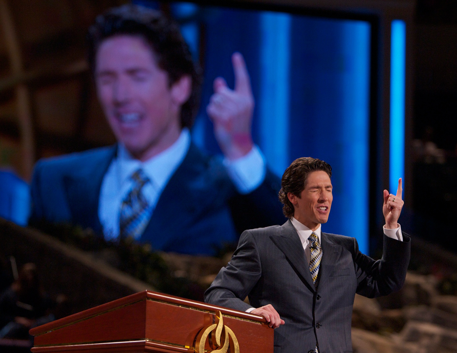 Joel Osteen, Lakewood Church, Houston