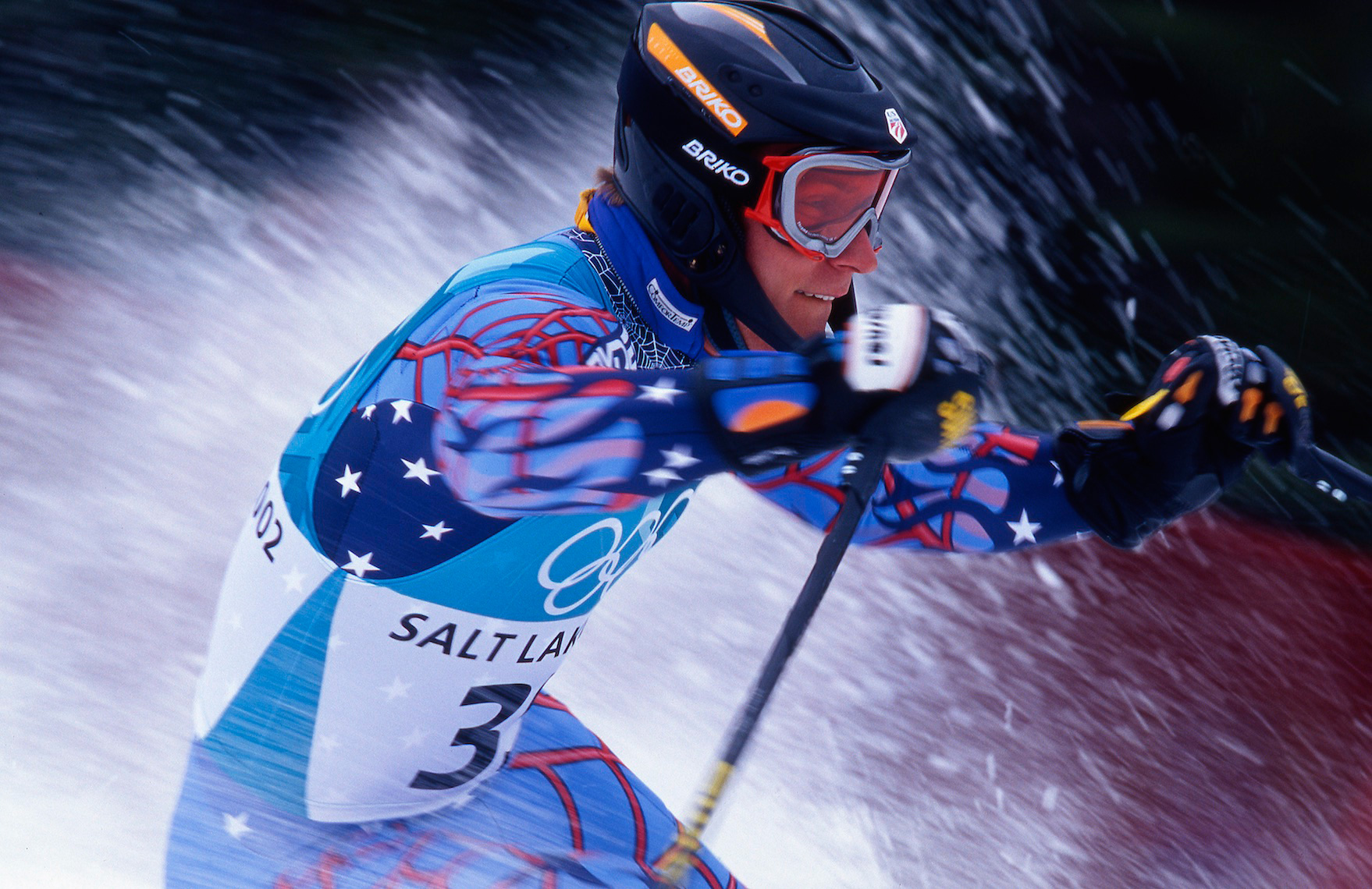 Slalom, Deer Valley, Salt Lake City Olympics