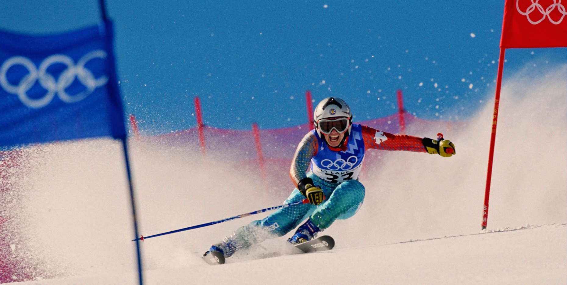 Giant Slalom, Park City, Salt Lake City Olympics