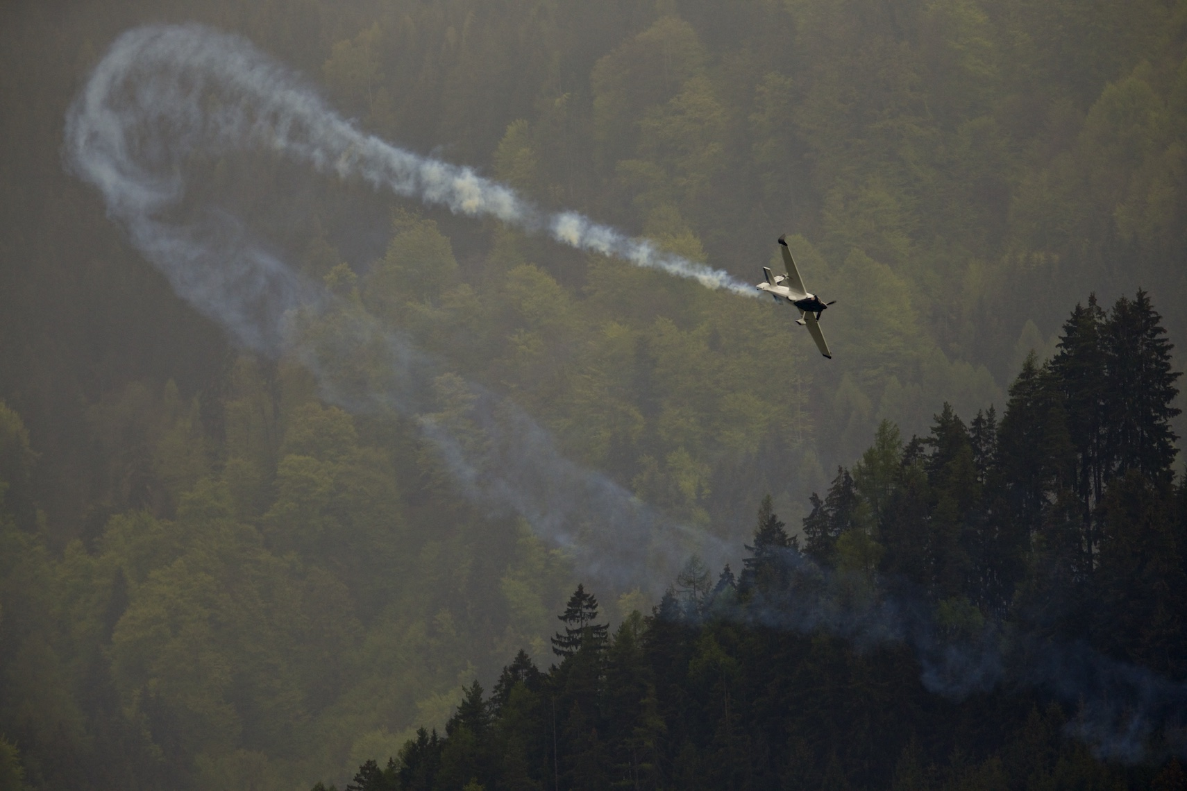Red Bull Air Race, Spielberg, Austria