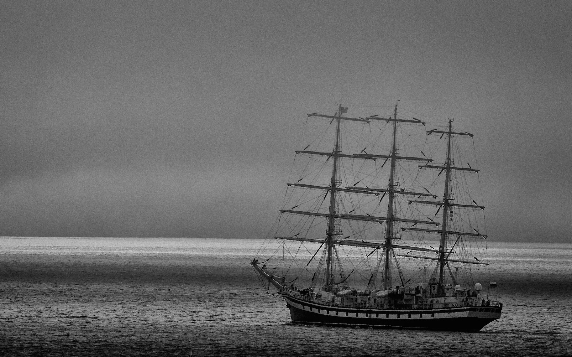 Russian Tall Ship, Pallada