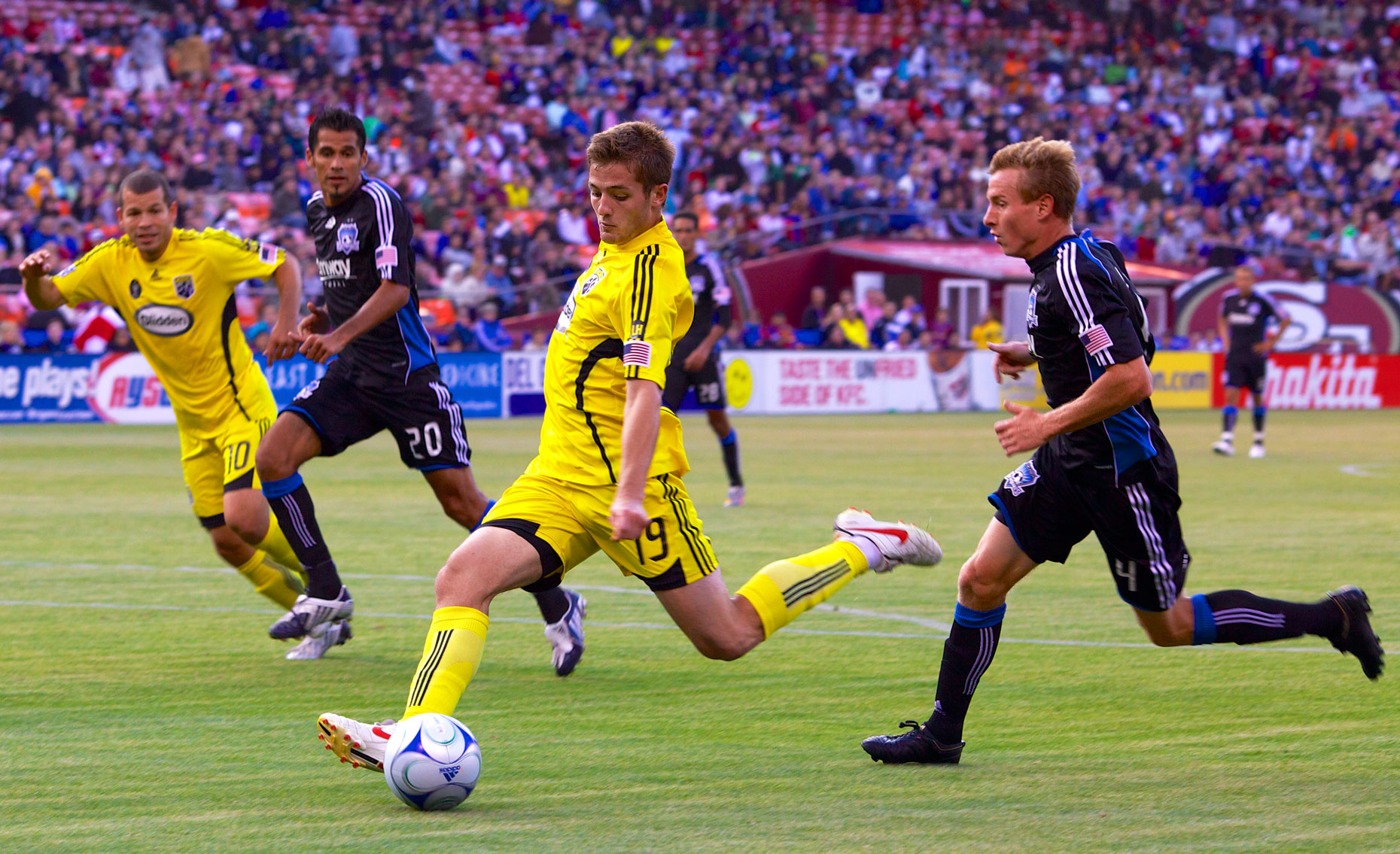 Robbie Rogers, Major League Soccer