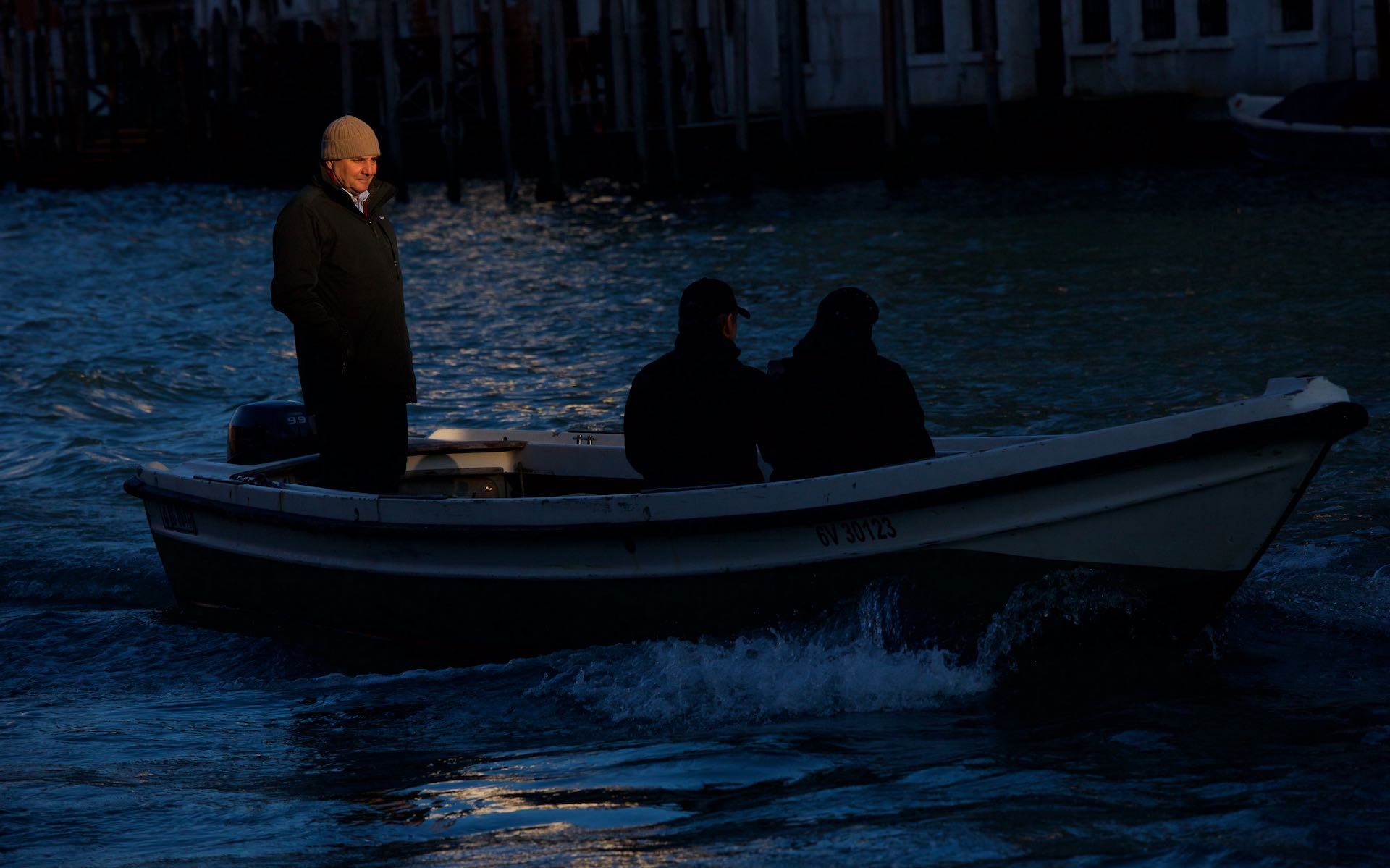 At the End of the Day, Venice