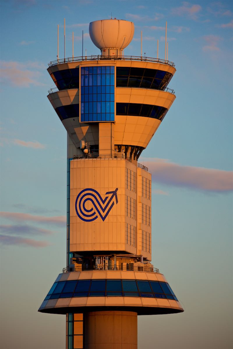 Malpensa Control Tower