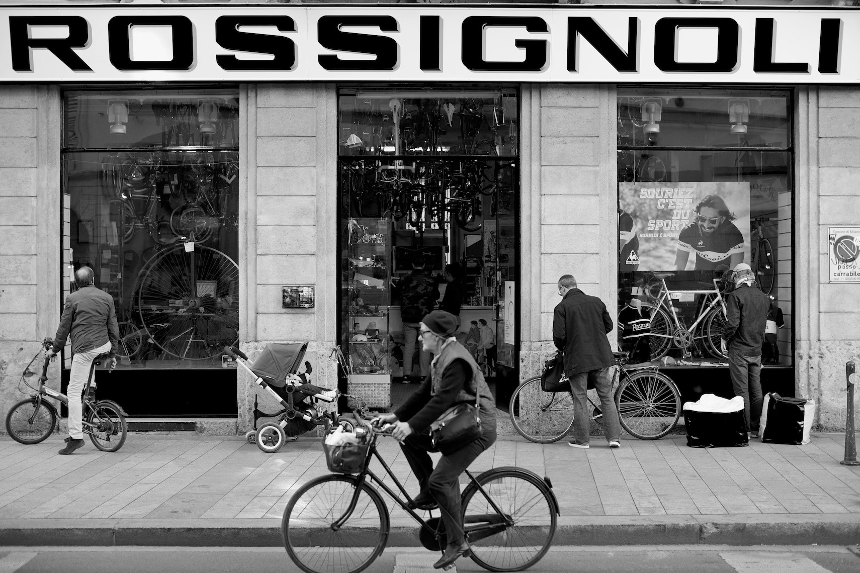 Rossignoli Bike Shop, Milano