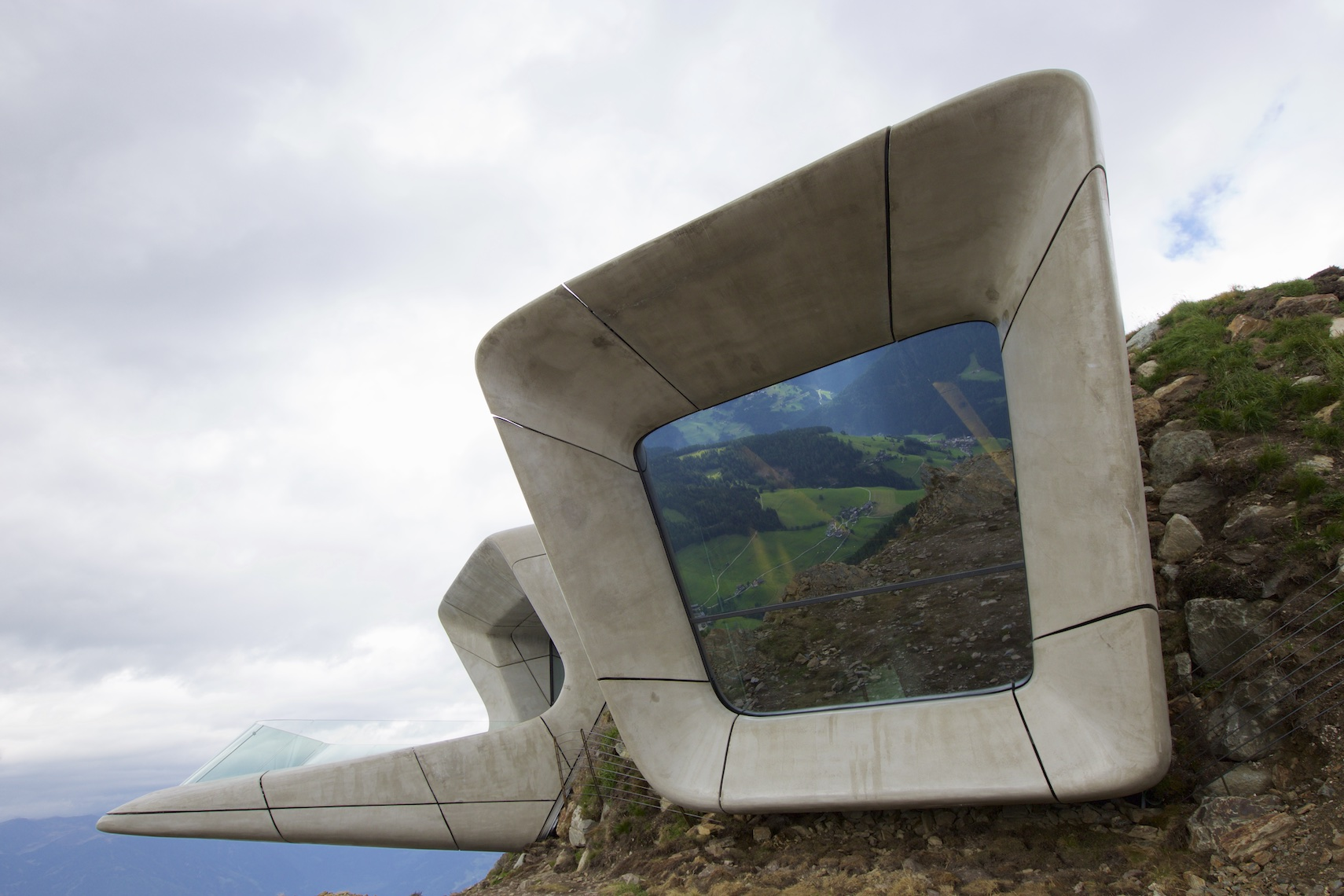Messner Mountain Museum, Kronplatz