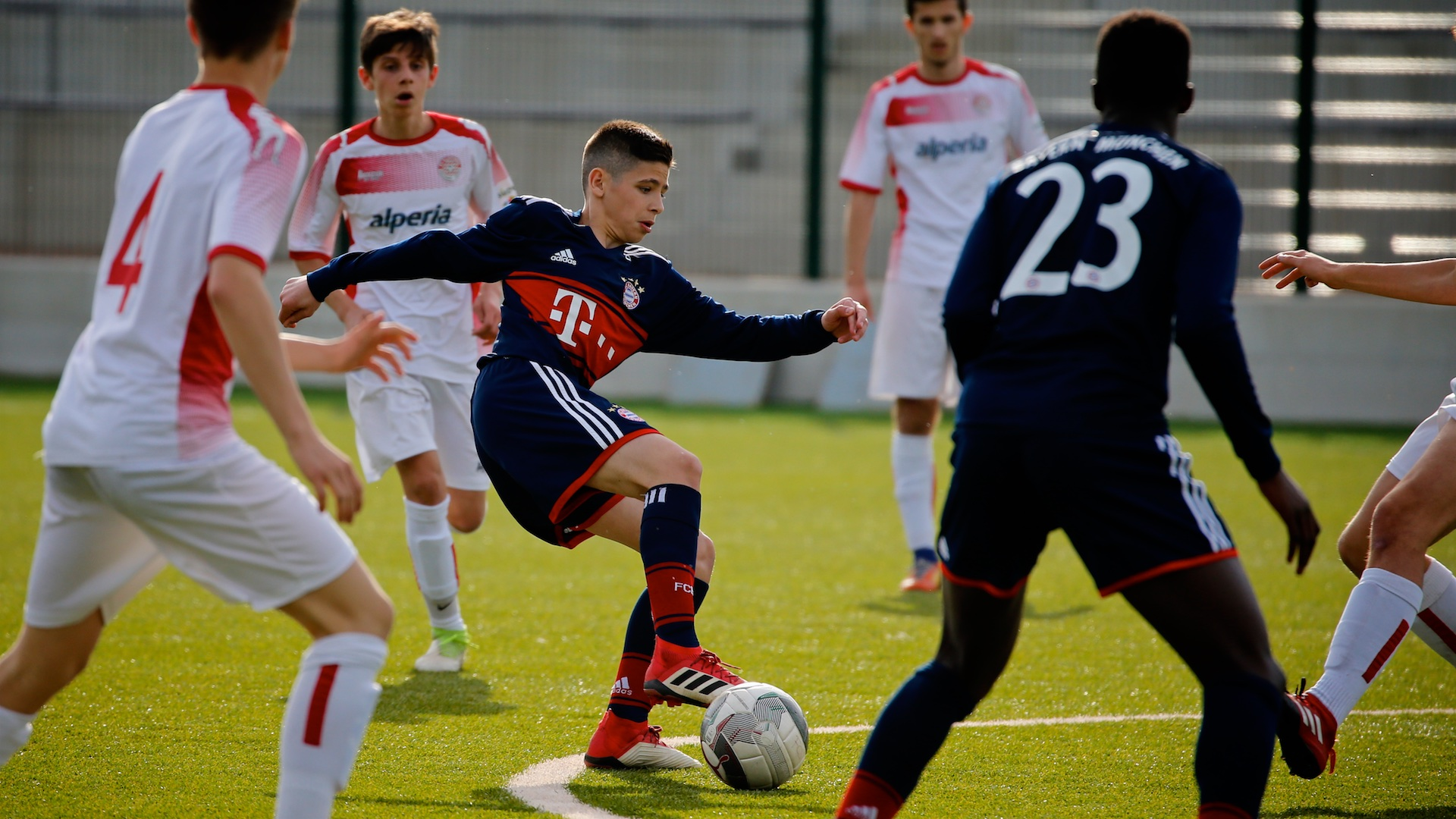 Bayern Munich Under-15 Boys