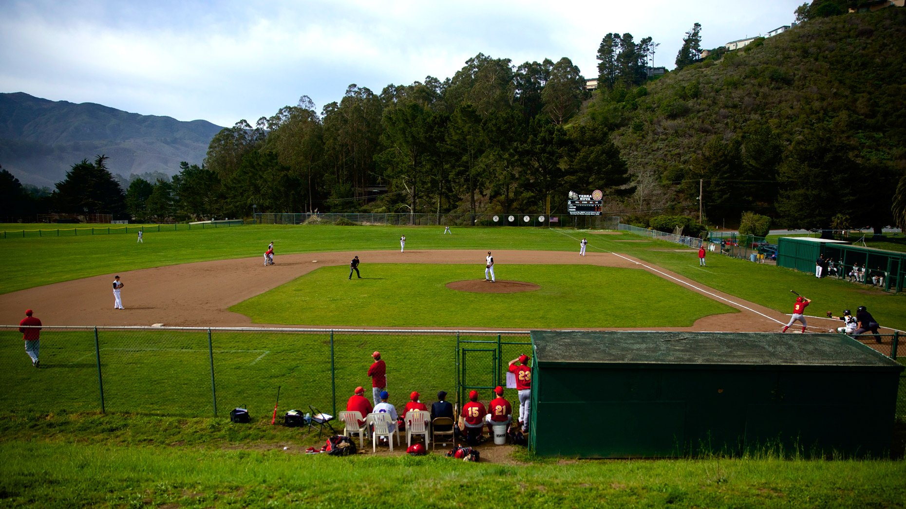 Field of Dreams, Pacifica, CA