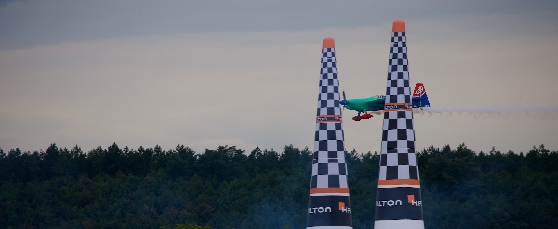 Red Bull Air Race, Lausitzring