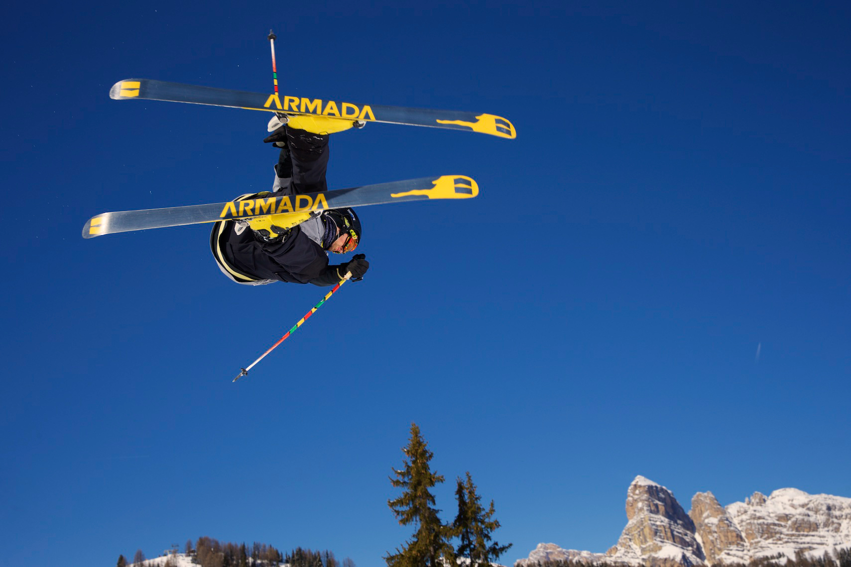 Pirates Freestyle Team, San Cassiano, Dolomites